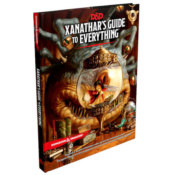 Dungeons & Dragons 5E: Xanathar's Guide to Everything