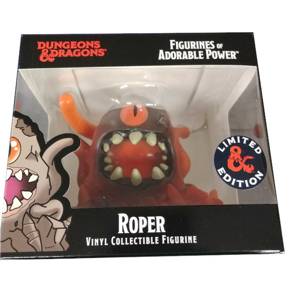 Dungeons & Dragons: Figurines of Adorable Power - Magma Roper (Chase)