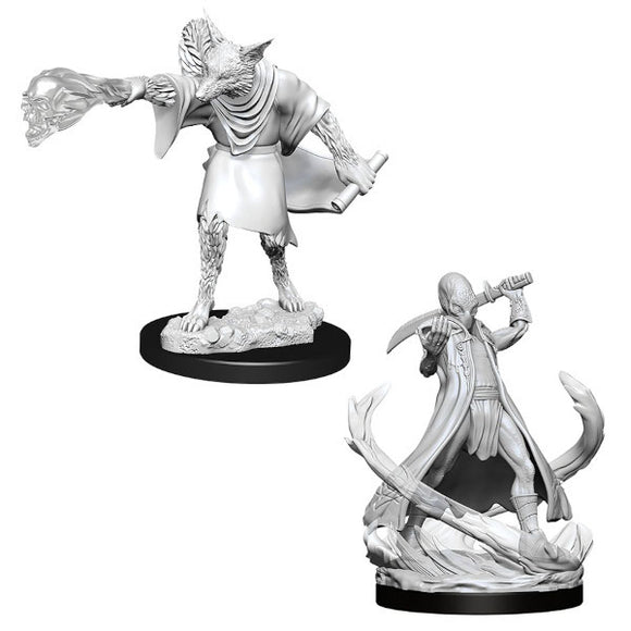 D&D Nolzur's Marvelous Miniatures: Arcanaloth & Ultroloth (Wave 11)