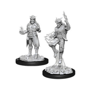 D&D Nolzur's Marvelous Miniatures: Male Tiefling Sorcerer (Wave 12)
