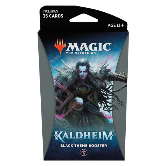 Magic the Gathering: Kaldheim - Theme Booster