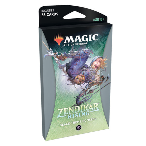 Magic the Gathering: Zendikar Rising - Theme Booster