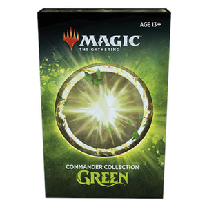 Magic the Gathering: Commander Collection - Green