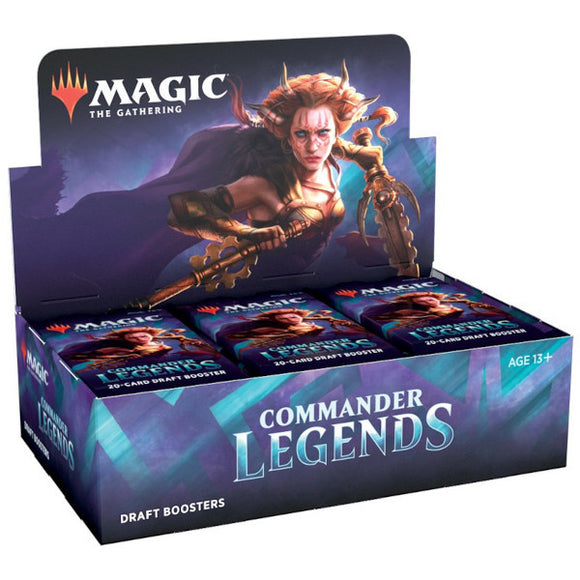 Magic the Gathering: Commander Legends - Booster Box