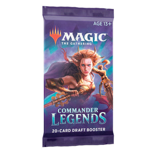 Magic the Gathering: Commander Legends - Booster Pack