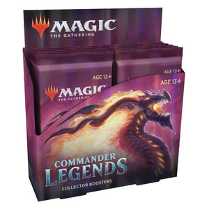 Magic the Gathering: Commander Legends - Collector Booster Box