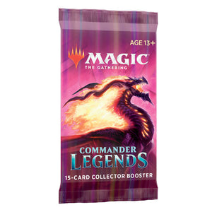 Magic the Gathering: Commander Legends - Collector Booster Pack