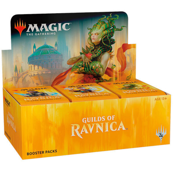 Magic the Gathering: Guilds of Ravnica - Booster Box