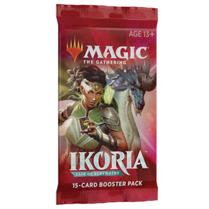 Magic the Gathering: Ikoria Lair of the Behemoths - Booster Pack