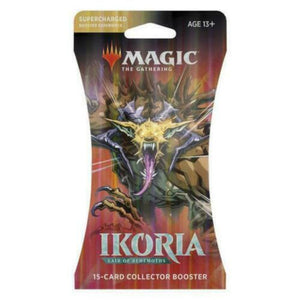 Magic the Gathering: Ikoria - Lair of Behemoths - Collector Booster Pack (Blister)