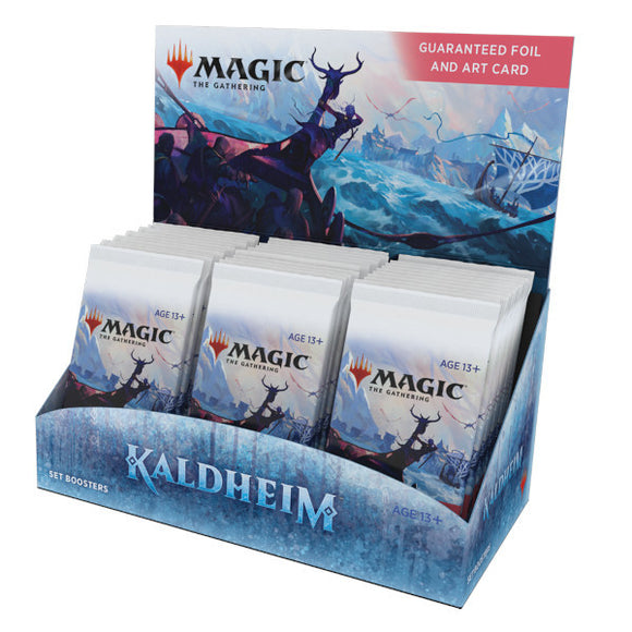 Magic the Gathering: Kaldheim - Set Booster Box