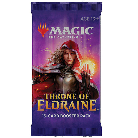 Magic the Gathering: Throne of Eldraine - Booster Pack