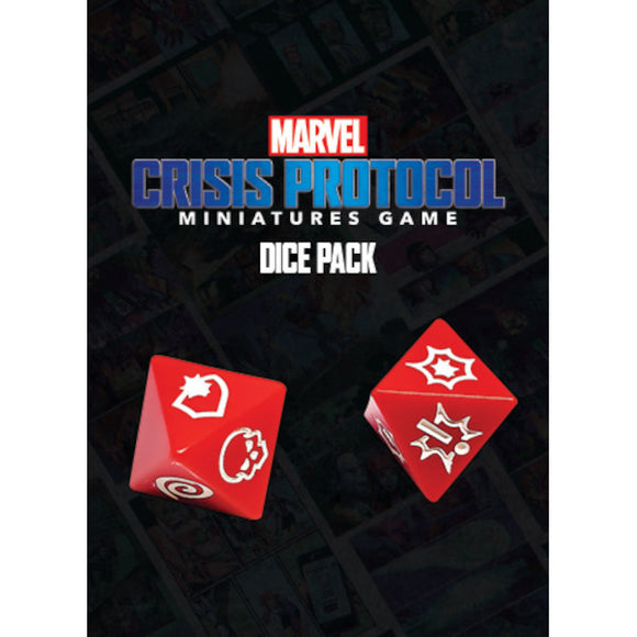 Marvel Crisis Protocol: Dice Pack
