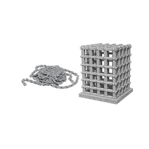 Wizkids Deep Cuts Miniatures: Cage & Chains (Wave 6)