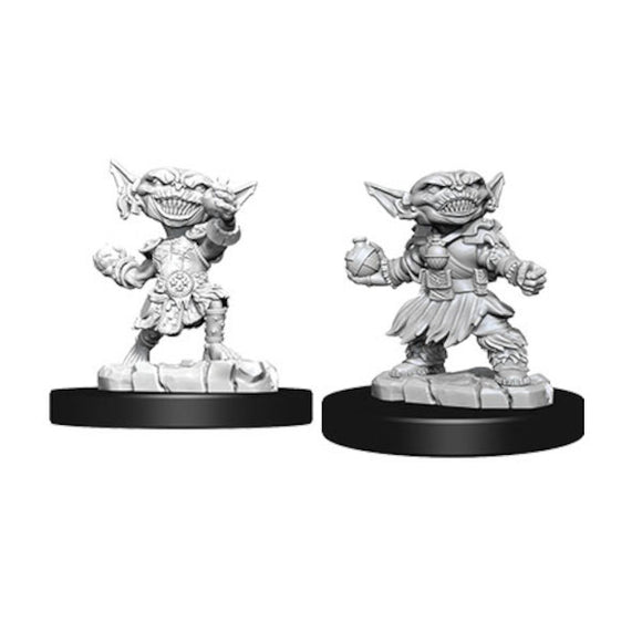 Pathfinder Deep Cuts Miniatures: Female Goblin Alchemist (Wave 9)