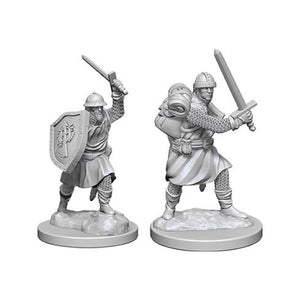 Pathfinder Deep Cuts Miniatures: Infantrymen (Wave 4)