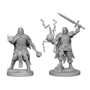 Pathfinder Deep Cuts Miniatures: Male Human Cleric (Wave 1)