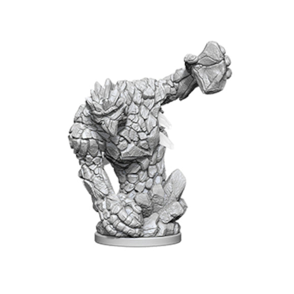 Pathfinder Deep Cuts Miniatures: Medium Earth Elemental (Wave 5)