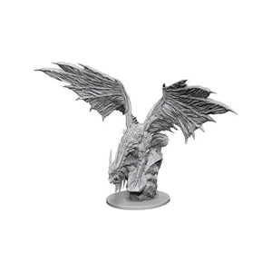 Pathfinder Deep Cuts Miniatures: Silver Dragon (Wave 12.5)