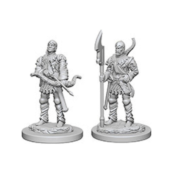 Pathfinder Deep Cuts Miniatures: Town Guards (Wave 4)