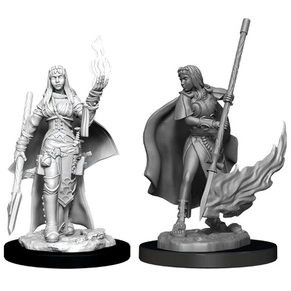 Pathfinder Deep Cuts Miniatures: Female Human Oracle (Wave 11)