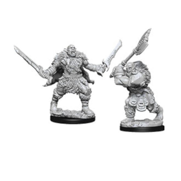 Pathfinder Deep Cuts Unpainted Miniatures: Orcs (Wave 8)