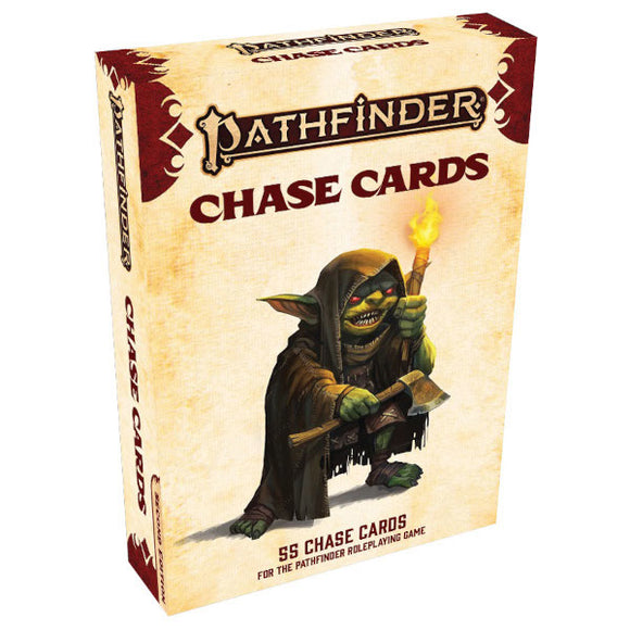 Pathfinder RPG: Chase Cards Deck (P2)