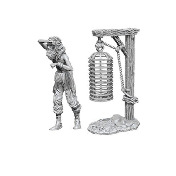 Pathfinder WizKids Deep Cuts: Hanging Cage (Wave 10)