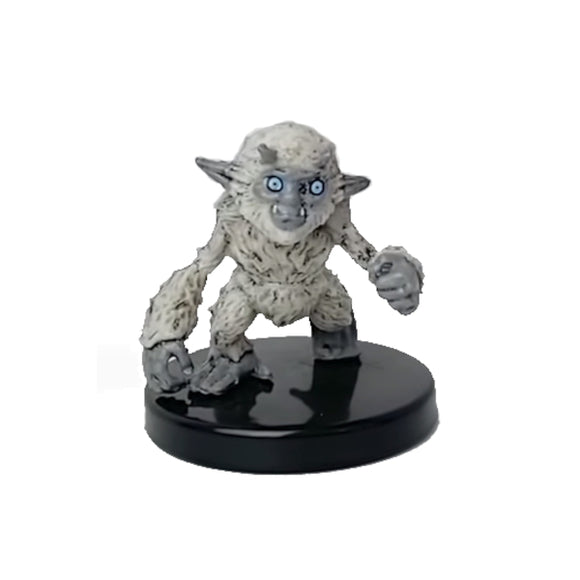 D&D Icons: Rime of the Frostmaiden - Yeti Tyke (#5)
