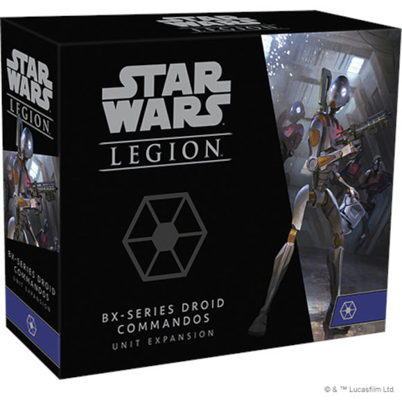 Star Wars Legion: BX-Series Droid Commandos Unit Expansion