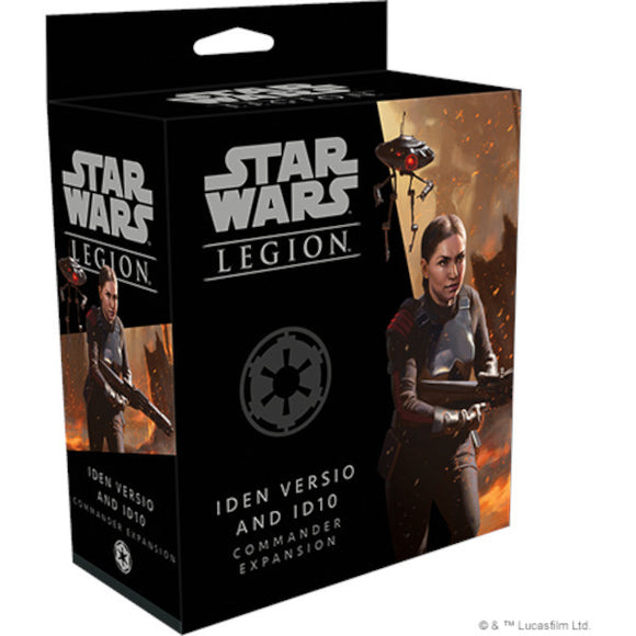 Star Wars Legion: Iden Veriso and ID10 Commander Expansion