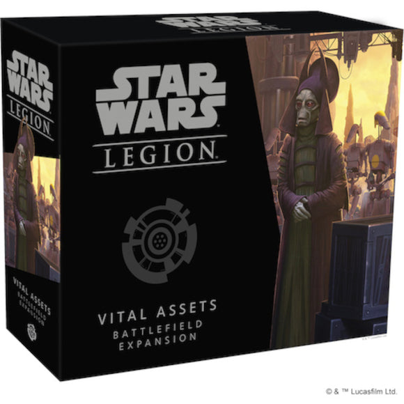 Star Wars Legion: Vital Assets Battlefield Expansion