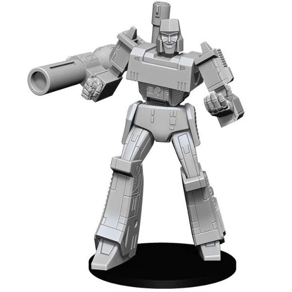 Transformers Deep Cuts Unpainted Miniatures: Megatron