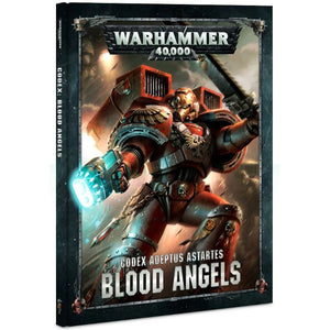 Warhammer 40K: Codex - Blood Angels (Hardback)