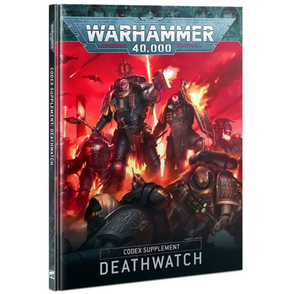 Warhammer 40K: Codex Supplement - Deathwatch (Hardback)