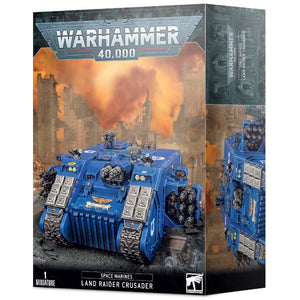 Warhammer 40K: Space Marines Land Raider Crusader/Redeemer