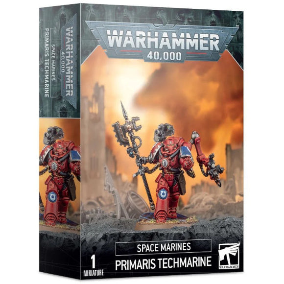 Warhammer 40K: Space Marines Primaris Techmarine