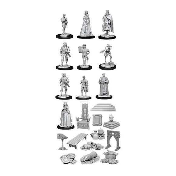 Wizkids Deep Cuts Miniatures: Royal Court (Wave 12)