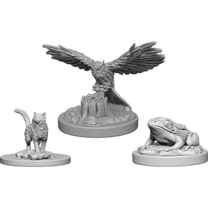 Wizkids Deep Cuts Miniatures: Familiars (Wave 4)