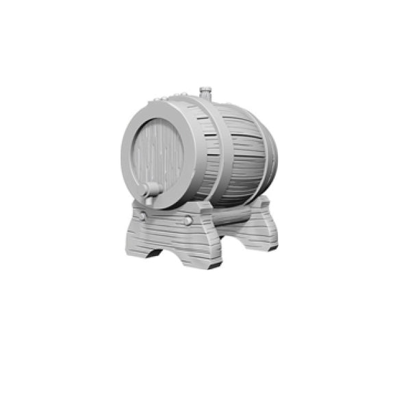 Wizkids Deep Cuts Miniatures: Keg Barrels (Wave 2)