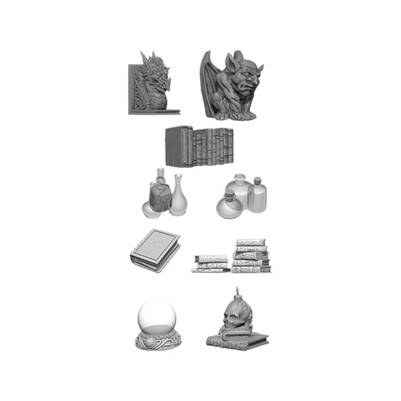 Wizkids Deep Cuts Miniatures: Wizard's Room (Wave 5)
