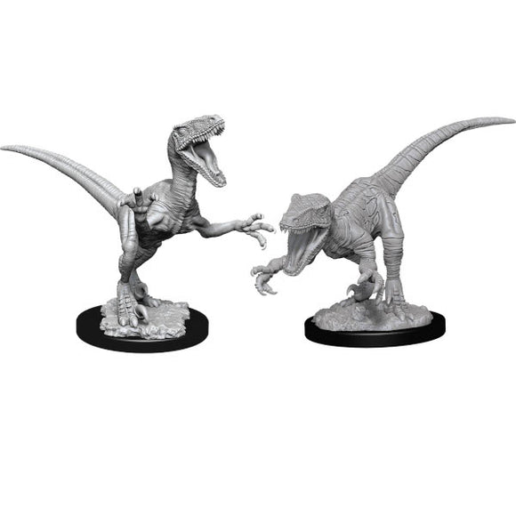 Wizkids Deep Cuts Miniatures: Raptors (Wave 11)