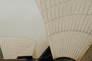 A Piece of Sydney Opera House Photographic Art Print