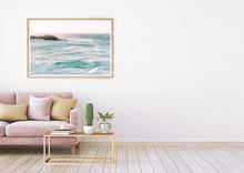 The Sea Photographic Art Print