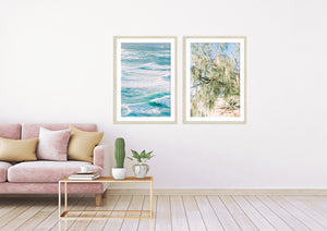 Straddie Pine Tree Photographic Art Print
