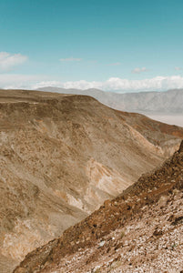Death Valley Mountains Photographic Art Print