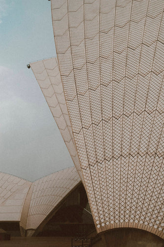 Sydney Opera House Photographic Art Print