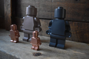 Build Your Own Lego Family -SPRAY PAINTED (Various Colours)