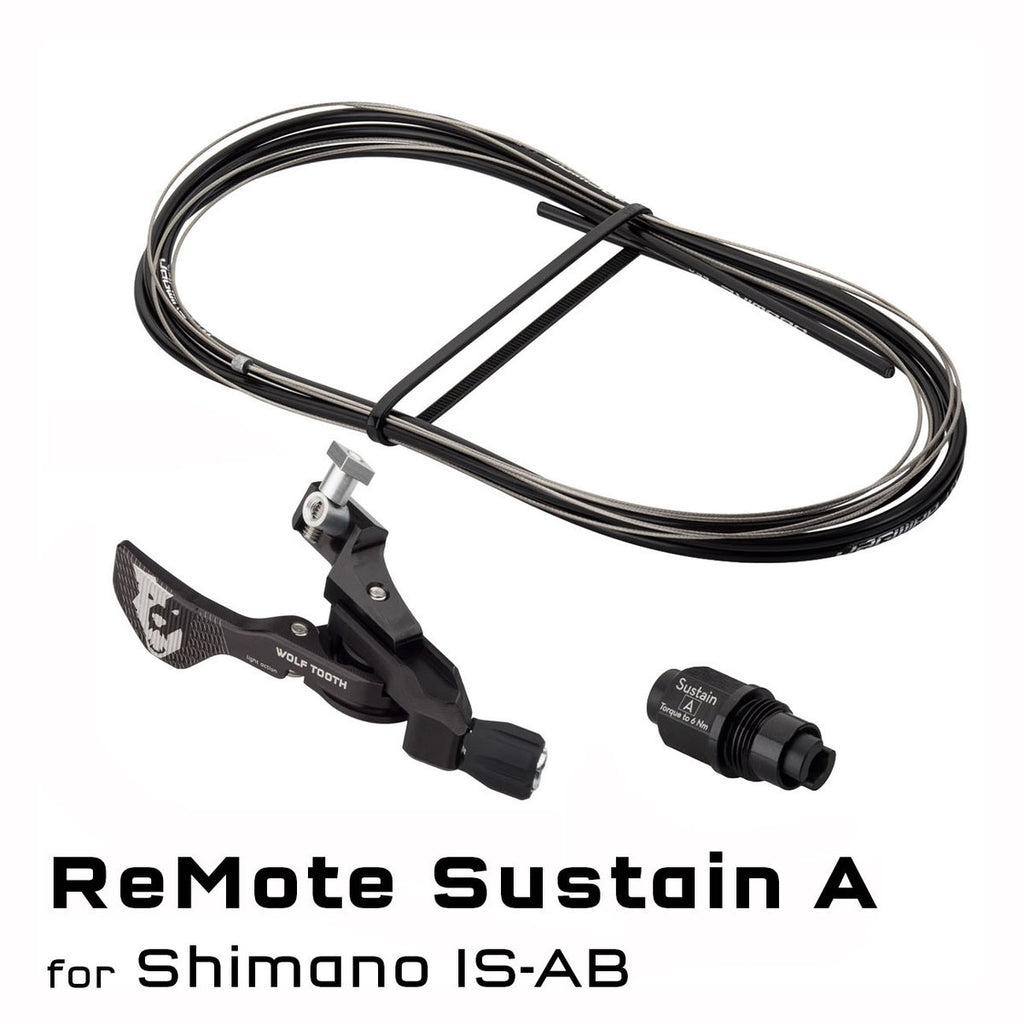 Wolftooth Remote Sustain for Rockshox Reverb-A2-post/Shimano IS-AB