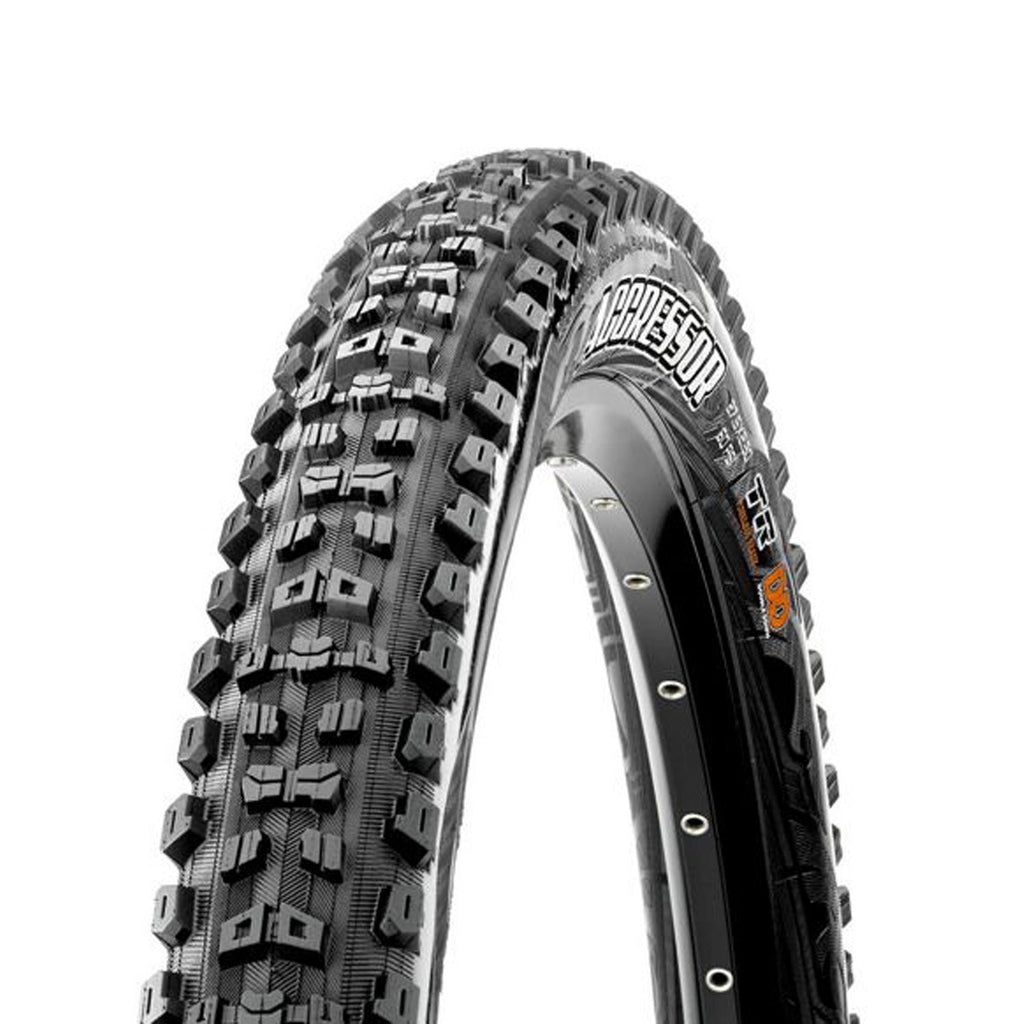 Maxxis Tire Aggressor EXO/TR Foldable 27.5x2.30 - ReEvolution Singapore